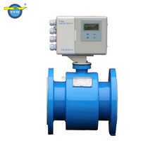 KY E-mag Electronic pvc water fire pump flow meter