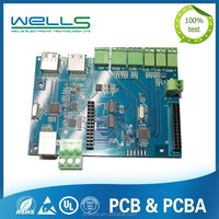 multilayer impedance controlled rigid flex pcb manufacturer
