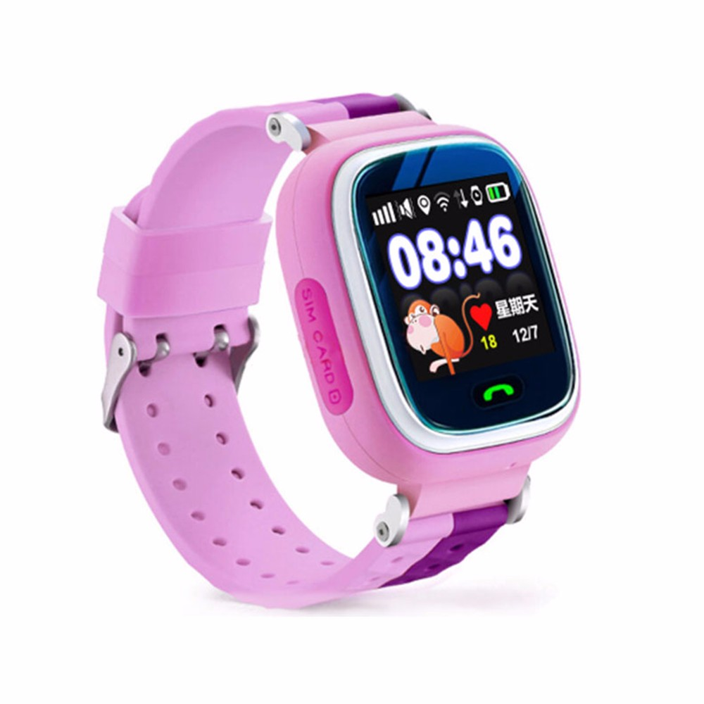 Smart watch q50 Children Kid Wristwatch GSM GPRS GPS Locator Tracker Anti-Lost Smartwatch Child Guard for iOS Android