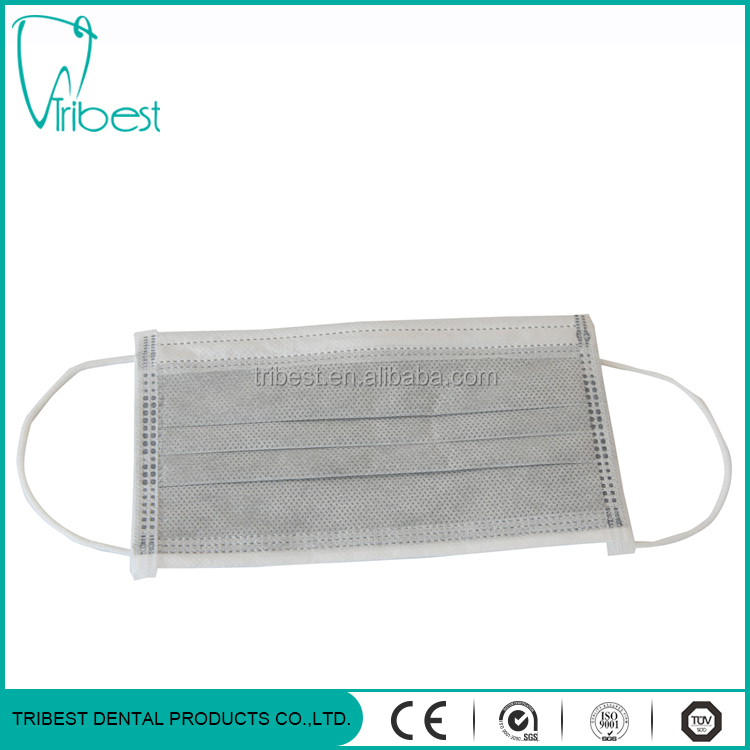 Top Quality protective active carton face mask with great price