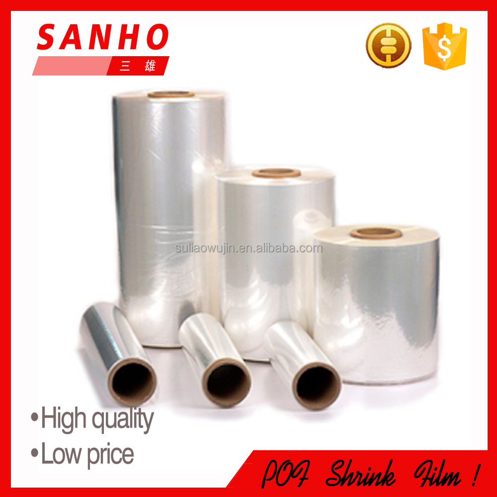 polyolefin shrink film for package