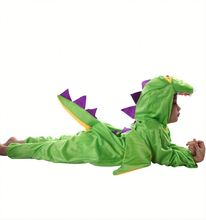 Factory hot sale dinosaur cosplay animal mascot costumes for kids,realistic dinosaur costume for sale