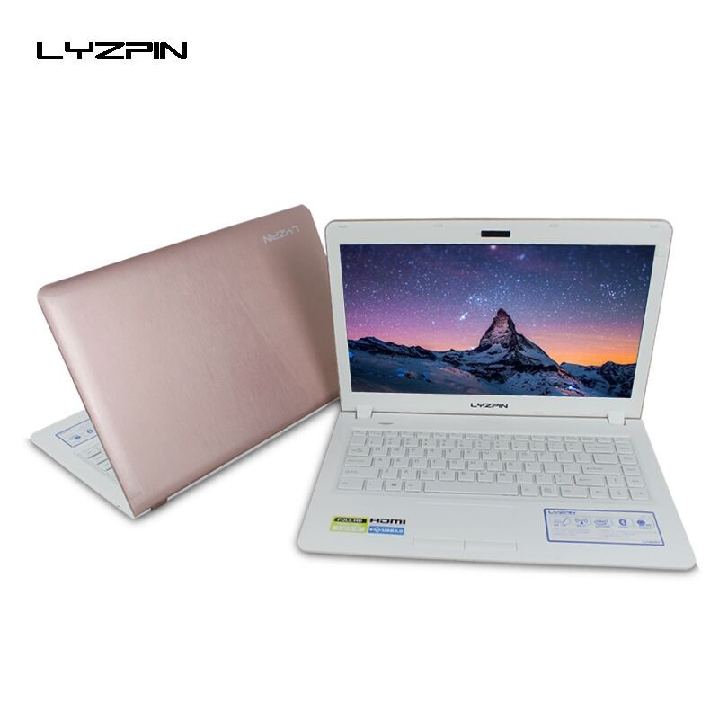Hot sale colourful fashion laptop notebook