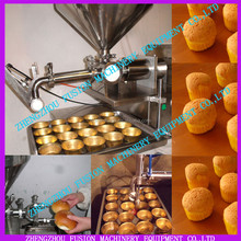Industrial Muffin cake production line/bread manufacturing machines/biscuit filling equipment