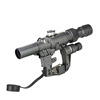 military 4x24-1 rifle scope hunting weapon sight wholesale airsoft rifle sight CL1-0329