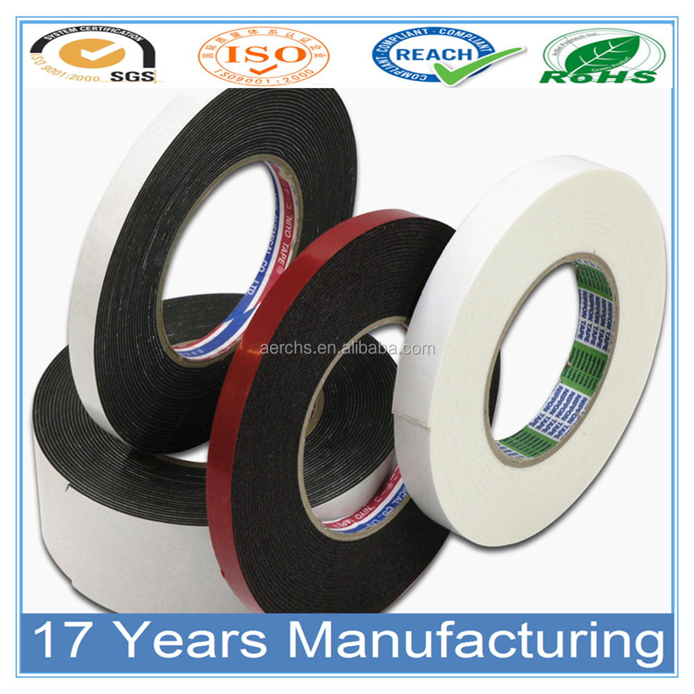Double Sided Adhesive PE Foam Tape