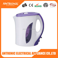 Antronic 1.7L 2200W Electric Plastic Cordless Jug Kettle ATC-0901