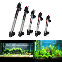 New 200W Aquariums Accessories Durable Submersible Heater Heating Rod for Aquarium Glass Fish Tank Temperature Adjustable