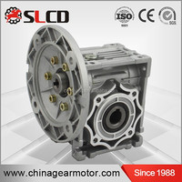 WJ(NMRV) small worm gear speed reducer speed reducer gearbox
