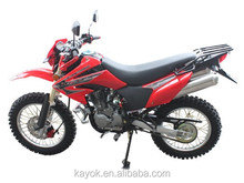 Hot Selling New style 125cc Cheap Chinese Dirt Bike/Off Road Motorcycle/Off Road Motorbike For Sale KM250GY-12