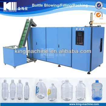 Automatic Complete PET Bottle Production Line / Machinery / Equipment