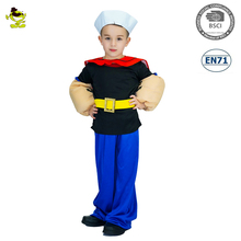 A Wholesale Children latest design Carnival strong muscle man cosplay costume