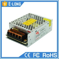 AC Input DC Output Single Output type LED Extra slim Switching mode power supply 5V 10A
