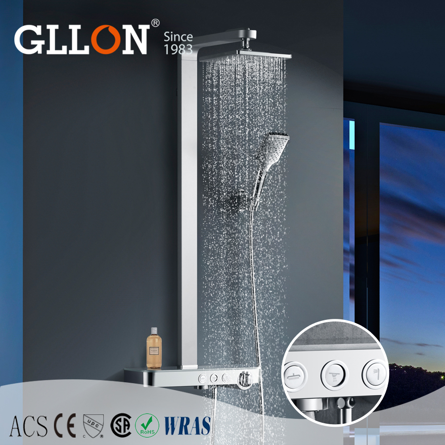 Best price perfect design multi function bath shower