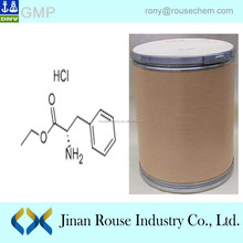 Ethyl L-phenylalaninate hydrochloride High quality manufacturer CAS:3182-93-2