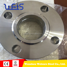Forged fittings galvanized floor flange for pipe