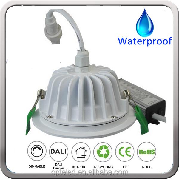 Wasserdichte Lampe F?r Dusche : Ip65 f?hrte dusche lampe wasserdichte led-deckenleuchte 7w 10w 12w