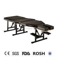 Portable chiropractic physiotherapy beauty power lift Arena 120 medical spine treatment massage table