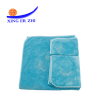 microfiber pet towel micro fibre wash cloth for cleaning