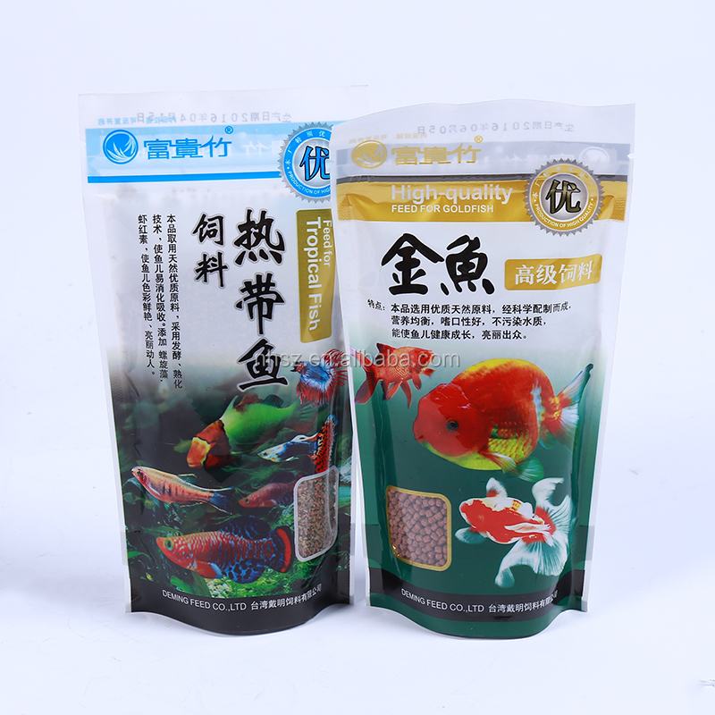 Aquarium Tank Small Baby Fish Fry Food - 80 ml live tropical fish food