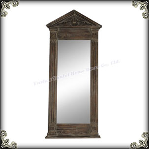 Factory Top-quality Rectangle mirror crafts with Antique finish