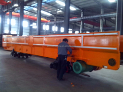 high quality ore bearing mining shuttle cars used for sale