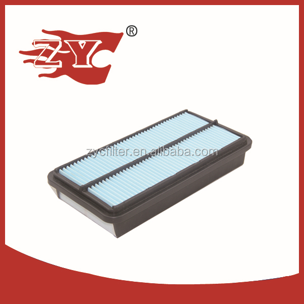 PVC BLUE FABRIC used for toyota CAMRY Saloon (_V1_) 1.8,COROLLA (_E11_) 2.0 air filter , OEM No: 17801-64040
