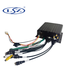 6Channel 3G Wifi GPS AHD 1080p HDD SSD mobile <strong>dvr</strong> for car bus taxi truck