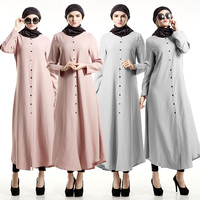 New Styles Fashion Designs Muslim Long