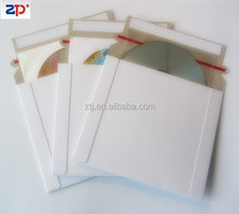 Customized cardboard paper mailer CD envelopes