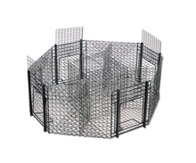 Foldable bird trap cage ,Galvanization Coating Steel wire catch bird cage(HC1607-O)