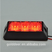 led strobe warning light headlight
