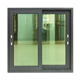 New design picture cheap aluminum double glass sliding window and door price