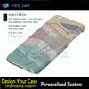 Unique Personalized Customized Printing Geometric Room Dimension Hard Cover Case for iPhone 4 4s 5 5s 5c 6 6s 6 Plus Back Cover