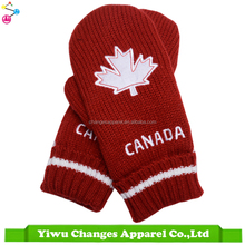 Fashion Accessories Mittens Acrylic Knitting Winter Gloves