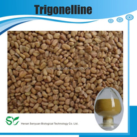 GMP Certificated Fenugreek seed extract 90% Trigonelline