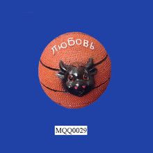 New design basketball resin piggy bank safe