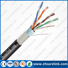 outdoor double jacket ftp cat5e cable
