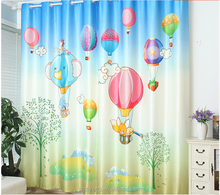 HOT SALE ! PRINTABLE washable 2016 3d curtain