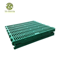 Plastic slats, slatted flooring Animal husbandry farm equipment for swine, pig flooring