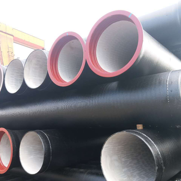 China supplier k9/k7/c25/c30/c40 cutting ductile iron pipe