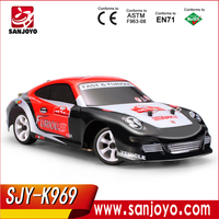 Super HOT WL K969 Racing Car 4WD 2.4GHz Drift Remote Control RC Toys High Speed 30km/h Electronic Off-road RC Buggy VS A969