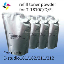 e-studio 211 212 242 black toner powder for toshiba