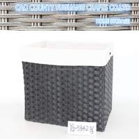 display produce basket woven for stocking