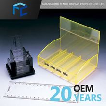 Promotions Custom Design Acrylic Pen Display Stand