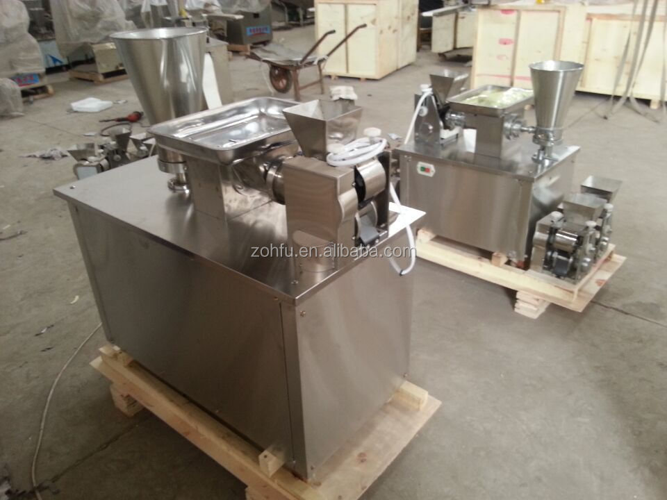 Full-automatic Dumpling Making Machine|Curry Samosa dumpling machine Ravioli making machine