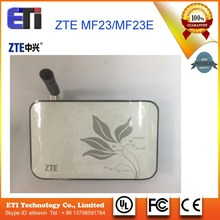 Original HSPA+ 7.2Mbps ZTE MF23 3G Router With HSPA/WCDMA 2100/900MHz AND WLAN/LAN Port