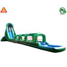 Best Selling Giant Hippo used commercial Inflatable Water Slide For Kids and Adults