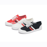 On sale Classic casual shoes women canvas shoes flat comfort Vulcanized shoes