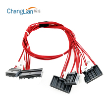 Automatic Tailgate wiring Harness/male-female wiring harness connectors